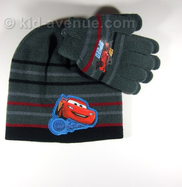 3f2df2c92565 Ensemble Bonnet Gant Cars Disney Pixar