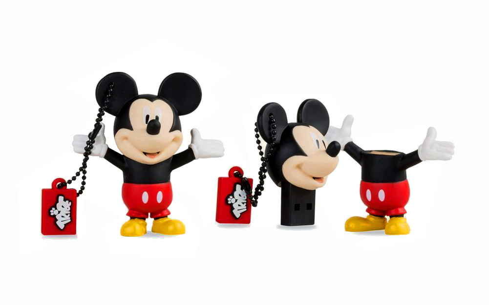 cl usb mickey 8g. Black Bedroom Furniture Sets. Home Design Ideas