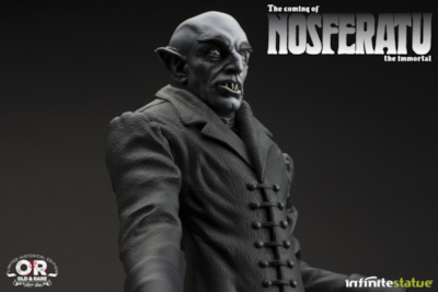 Sculpture Nosferatu