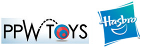 Licence PPWTOYS et Hasbro
