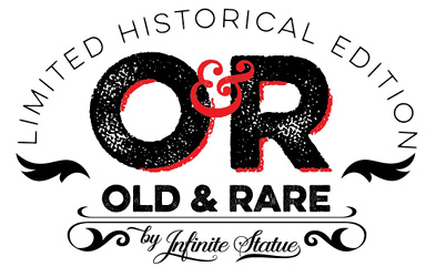 Licence Old & Rare by Infinite statue