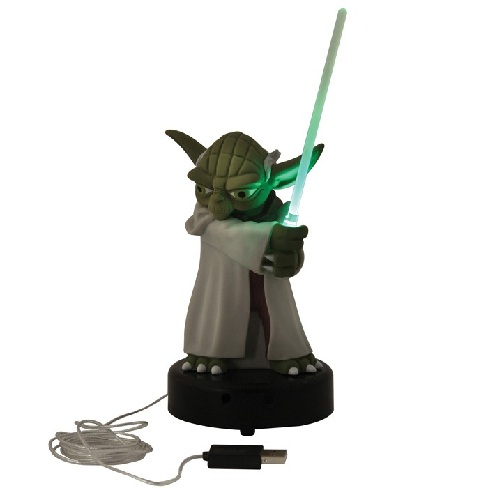 lampe usb yoda. Black Bedroom Furniture Sets. Home Design Ideas