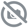 Drap de plage Hello Kitty Fushia Flower